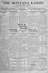The Montana Kaimin, March 12, 1918