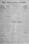 The Montana Kaimin, May 24, 1918