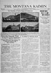 The Montana Kaimin, October 15, 1918