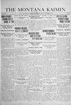 The Montana Kaimin, October 25, 1918