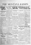 The Montana Kaimin, January 17, 1919