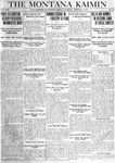 The Montana Kaimin, February 4, 1919