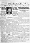 The Montana Kaimin, February 7, 1919
