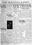 The Montana Kaimin, February 21, 1919