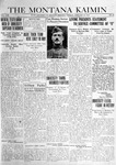 The Montana Kaimin, February 25, 1919