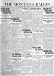 The Montana Kaimin, February 28, 1919