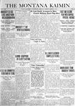 The Montana Kaimin, March 4, 1919
