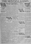The Montana Kaimin, March 21, 1919