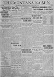 The Montana Kaimin, April 4, 1919