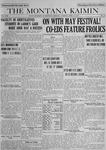 The Montana Kaimin, April 15, 1919