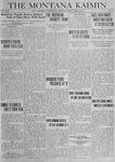 The Montana Kaimin, April 18, 1919