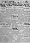 The Montana Kaimin, May 5, 1919