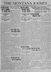 The Montana Kaimin, May 9, 1919