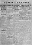 The Montana Kaimin, May 15, 1919