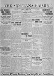 The Montana Kaimin, May 28, 1919