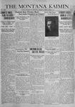 The Montana Kaimin, June 6, 1919