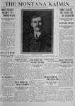 The Montana Kaimin, October 7, 1919