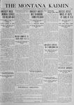 The Montana Kaimin, October 28, 1919