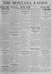 The Montana Kaimin, December 2, 1919