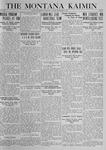The Montana Kaimin, December 5, 1919