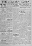 The Montana Kaimin, December 16, 1919