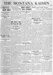 The Montana Kaimin, January 9, 1920
