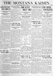 The Montana Kaimin, January 23, 1920