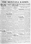 The Montana Kaimin, February 13, 1920