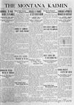 The Montana Kaimin, February 27, 1920