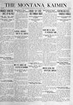 The Montana Kaimin, March 5, 1920