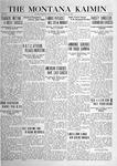 The Montana Kaimin, March 26, 1920