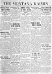 The Montana Kaimin, April 2, 1920