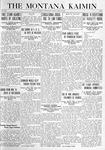 The Montana Kaimin, April 16, 1920