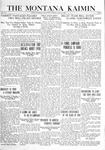 The Montana Kaimin, April 20, 1920