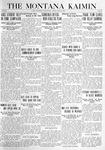 The Montana Kaimin, April 23, 1920