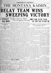 The Montana Kaimin, April 26, 1920