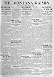 The Montana Kaimin, May 4, 1920