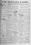 The Montana Kaimin, May 7, 1920