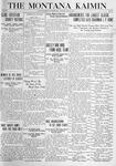 The Montana Kaimin, May 11, 1920