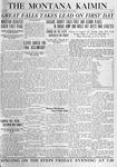 The Montana Kaimin, May 13, 1920