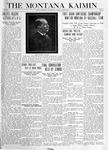 The Montana Kaimin, June 4, 1920