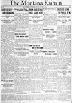 The Montana Kaimin, October 15, 1920