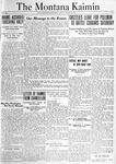 The Montana Kaimin, October 29, 1920