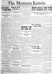 The Montana Kaimin, November 2, 1920