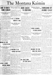 The Montana Kaimin, November 26, 1920