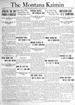 The Montana Kaimin, December 3, 1920
