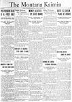 The Montana Kaimin, December 10, 1920