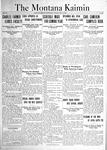 The Montana Kaimin, December 14, 1920