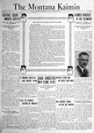 The Montana Kaimin, December 17, 1920