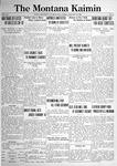 The Montana Kaimin, January 28, 1921